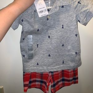 Boys carters outfit